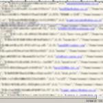 無料メール『Inter7』の個人情報10万件が2chでまた流出!