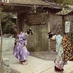 3Dに見える明治時代のカラー写真が海外で話題に