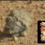 火星表面で「ゼウス」の首発見?オカルトサイトで話題に