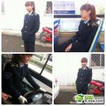 中国版あーや?『美し過ぎるバス運転手』が中国で話題に