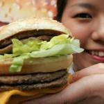 ミミズ肉?それともピンクスライム肉か?中国のマクドナルドが衝撃の告白