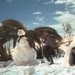 中東にカナダ人が「雪のピラミッド」建造!それは失礼だと炎上