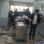韓国の学校食堂があまりに汚すぎて「カオス」だと話題に