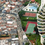ブラジルの格差がよく分かる画像が話題に