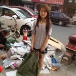 また茶番か?あまりに美し過ぎるホームレス少女が中国で話題に