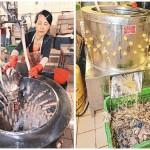 中国のニワトリ脱毛マシンがウイルス媒介マシンの疑い