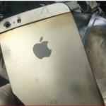 iPhone5を電子レンジに3分間耐えることが可能か?実際にやってみた