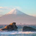 宮崎アニメのようだ!と絶賛の富士山写真が海外で話題に