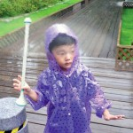 目に見えない全く新しいタイプの傘「インビジブル傘」が登場!