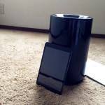 新型マックにそっくりな『ごみ箱』早速購入したら色々捗った