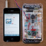 ついにiPhoneで放射能測定可能に『iガイガ-』登場!