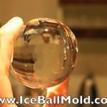 氷を完全球体にするテクノロジー『アイスボール』が商品化