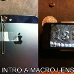 とある器具を使いiPhoneを簡単に拡大鏡にさせる技