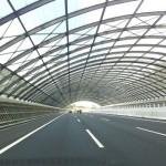 新東名高速道路を早速走ってみた