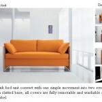 これは省スペース!2段ベッドに変形するソファが話題に