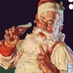 サンタクロースはコカ・コーラ社の「ステマ」によって確立されたのは本当か?