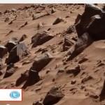 火星でついに「歌丸」さんそっくりな顔の像が発見される