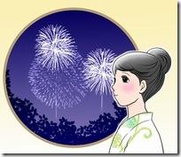 大阪・福井・北海道・静岡・広島、良かった!花火大会口コミランキング