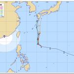 【2014最新】台風19号!米軍予報(JTWC)、気象庁予想進路は?九州直撃コース!?