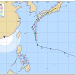 【2014最新】台風19号!米軍予報(JTWC)、気象庁予想進路は?日本縦断の可能性!