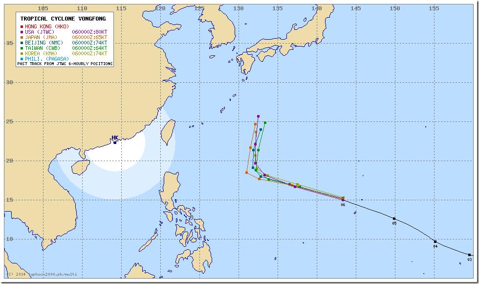 【2014最新】台風20号たまご発生するのか?台風19号の米軍予報(JTWC)、気象庁予想進路は? VONGFONG thumb thumb