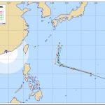 【2014最新】台風20号たまご発生するのか?台風19号の米軍予報(JTWC)、気象庁予想進路は?