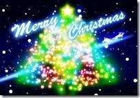 クリスマスツリーにきれいにライトを飾る方法とコツ