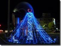 クリスマスイルミネーションが綺麗な全国の駅前はどこ? P14435N C thumb