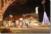 クリスマスイルミネーションが綺麗な全国の駅前はどこ? P14435N D thumb