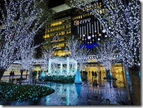 クリスマスイルミネーションが綺麗な全国の駅前はどこ? P15184A thumb