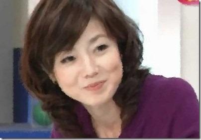 有働由美子が整形で二重に?恋人は離婚歴がある人だった?