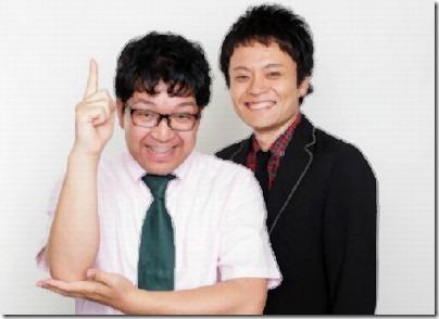 芸人エレファントジョン加藤憲とガッテン森枝はオードリーの芸風? thumb9