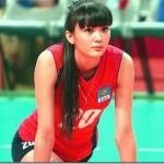 女子バレーカザフスタン代表サビーナ選手の股下は120cm?身長は?