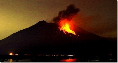 鹿児島県桜島が間もなく大爆発噴火?飛行機に影響は?3