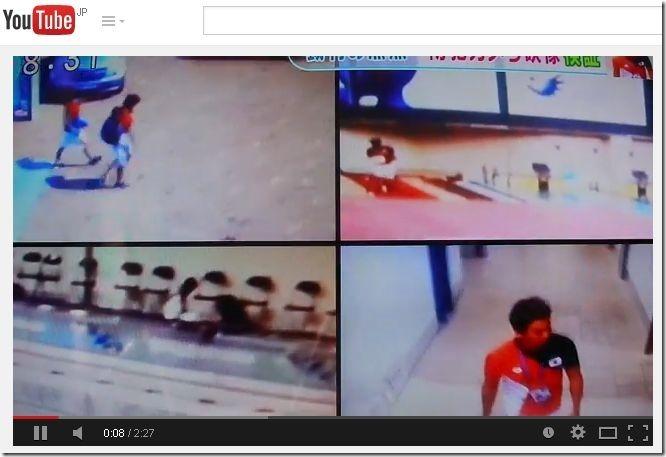 【速報】水泳冨田選手の監視カメラの高解像度映像が公開される f1a266fc thumb