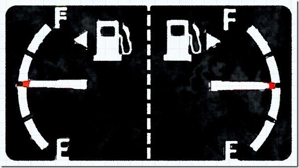 【朗報】ガソリン給油口の位置が判らなくなったら「▲」の向きを確認すれば済む 4c7495fc s thumb