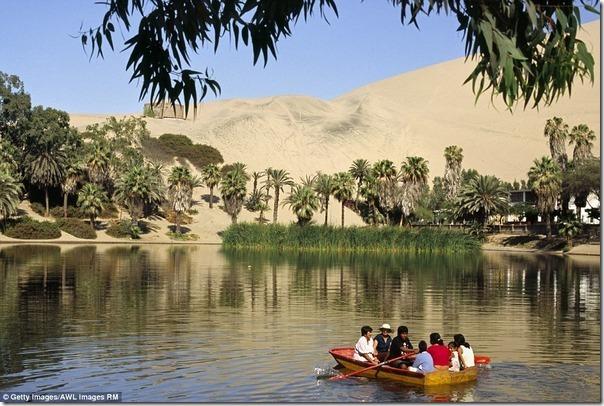 ペルーで最も乾燥した地域にある「砂漠のオアシス」があまりにも異次元過ぎると話題に 5f23e114 s thumb