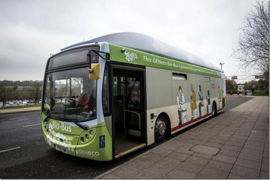 「排泄物」をエネルギーとして走るバスが試験運行はじまる 64983b53 thumb