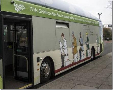 「排泄物」をエネルギーとして走るバスが試験運行はじまる 7f4c3de0 thumb