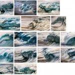 北斎すげえ!ハイスピードカメラで捉えた波が「富嶽三十六景」の波にそっくりだと話題に