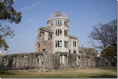 世界遺産原爆ドームへのアクセス方法やグルメスポットは?