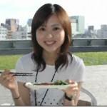 気象予報士の山本志織は結婚して旦那がいた松田聖子に似てると思う?