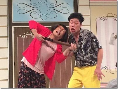 すっちー&吉田の乳首ドリルはしつこい?吉本新喜劇のセリフの一部?