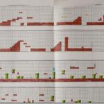 レア過ぎ!初期のスーパーマリオ「手書き設計図」が公開される!